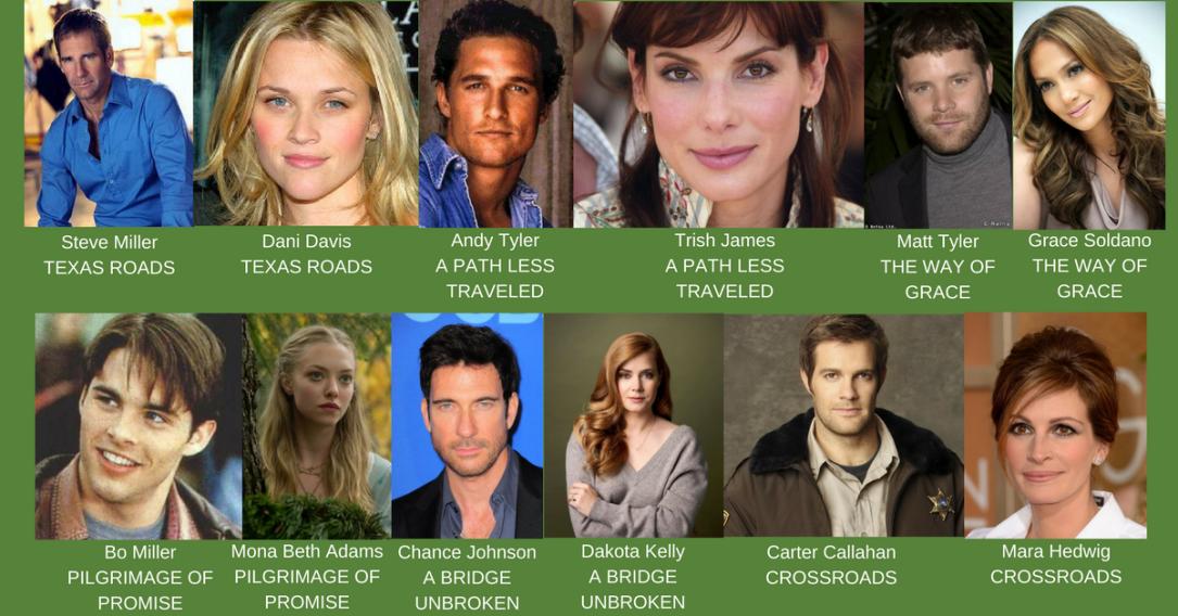 Miller's Creek Characters (1)