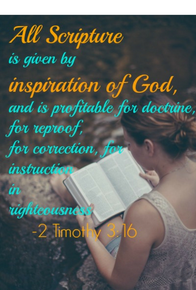 2 Timothy 3.16