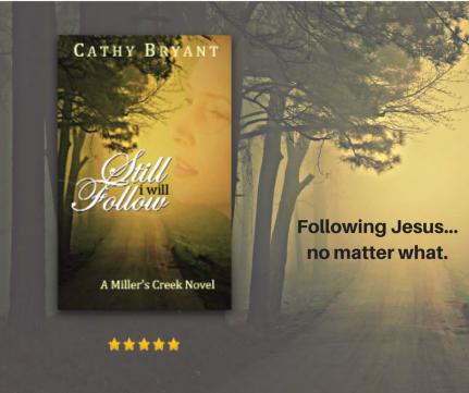 Following Jesus...no matter what.