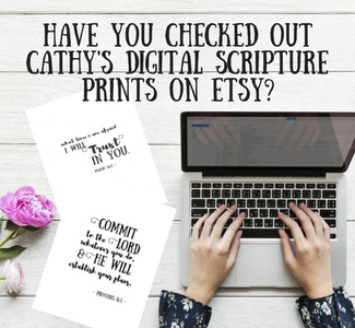 Cathy's HomeAcre Etsy Shop