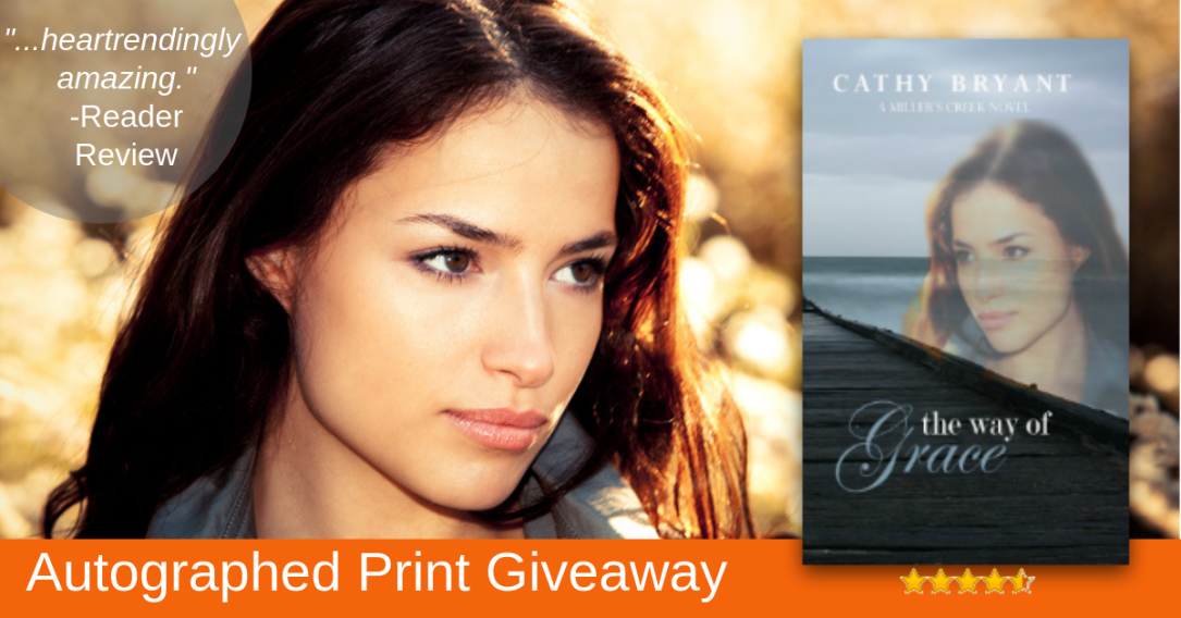 autographed print giveaway